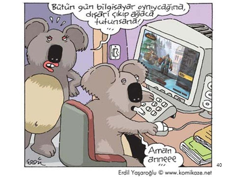 Güvenli Bilgisayar ve İnternet Kullanımı