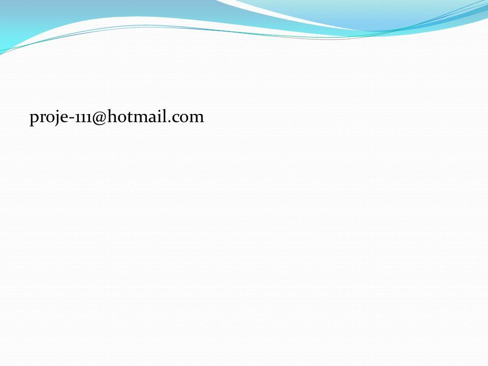 proje-111@hotmail.com
