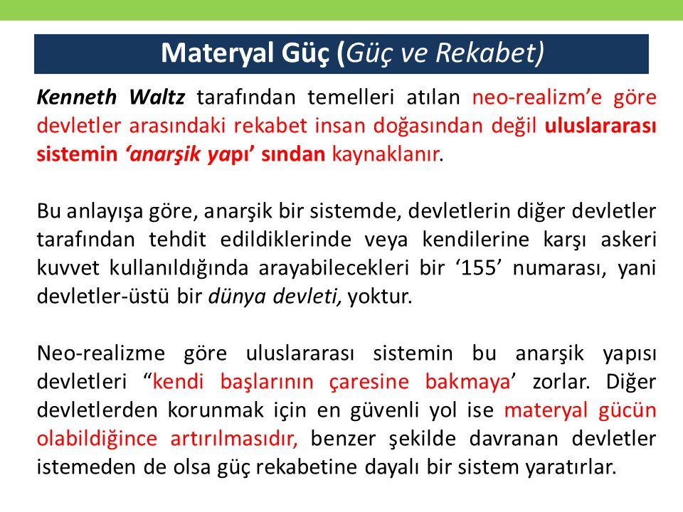 Materyal Güç (Güç ve Rekabet)