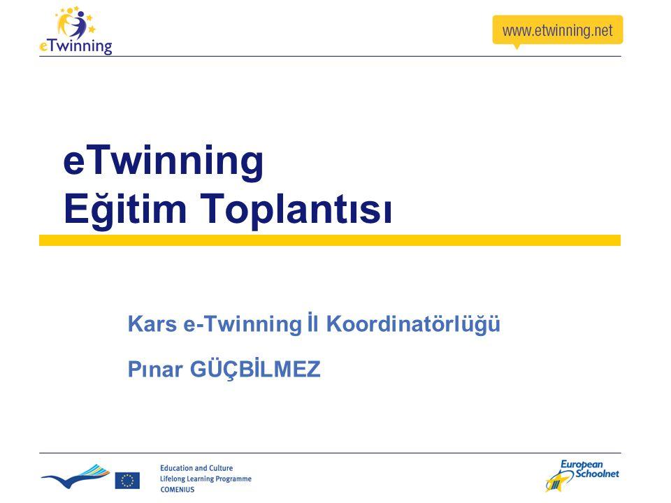 eTwinning Eğitim Toplantısı