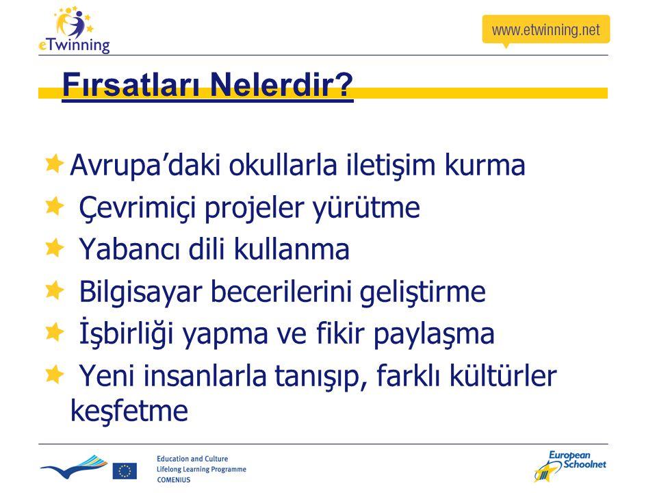 Fırsatları Nelerdir Avrupa'daki okullarla iletişim kurma