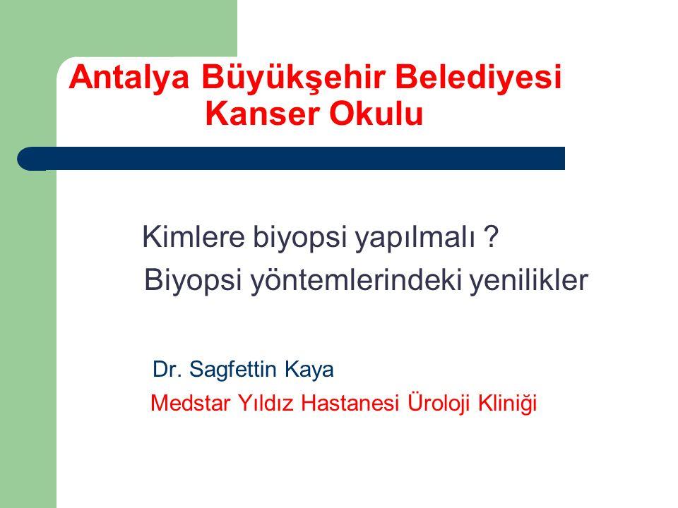 Antalya Büyükşehir Belediyesi Kanser Okulu