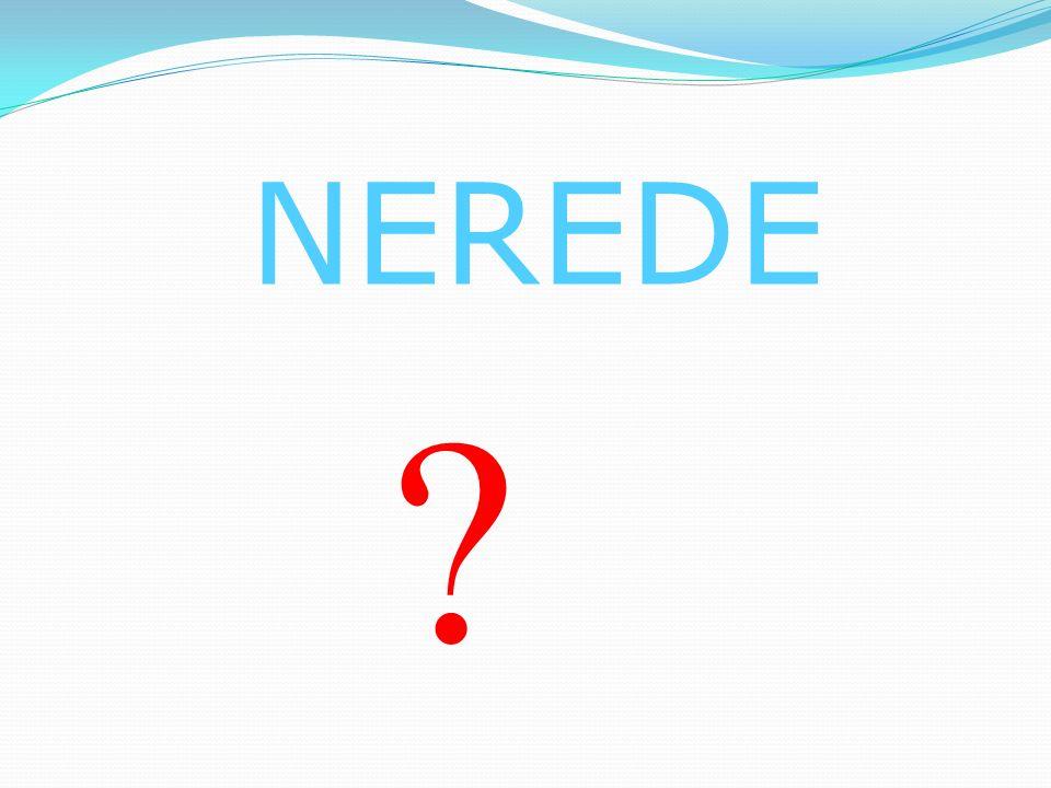 NEREDE