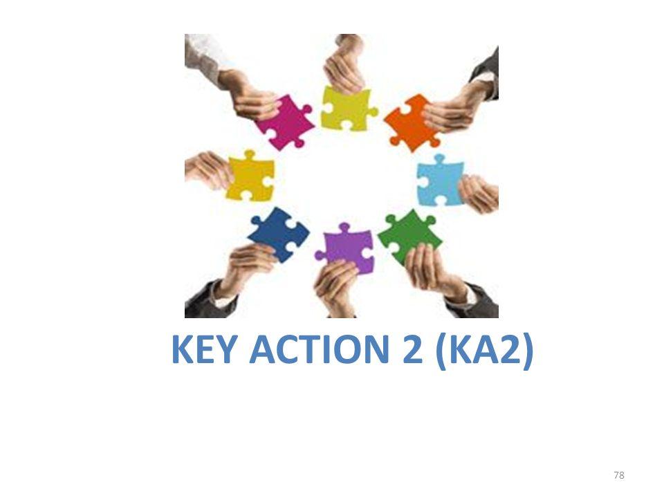 KEY ACTION 2 (KA2)