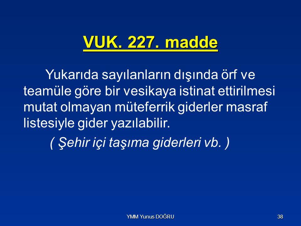 VUK. 227. madde