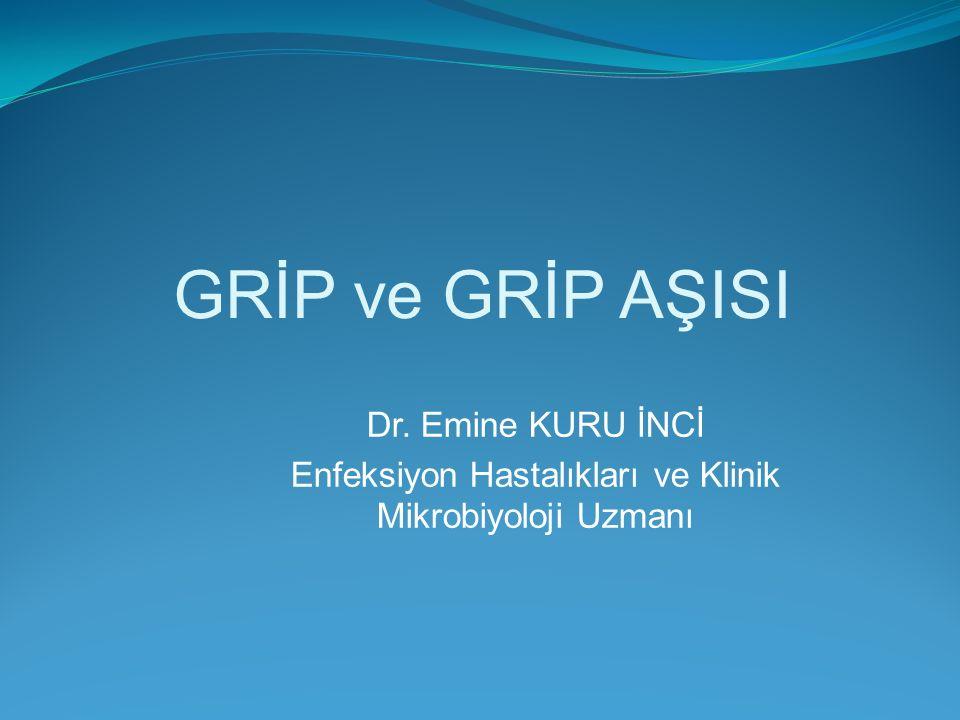 Enfeksiyon Hastalıkları ve Klinik Mikrobiyoloji Uzmanı