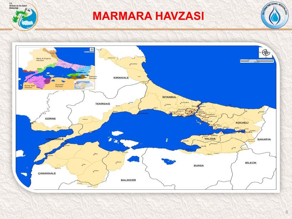 MARMARA HAVZASI