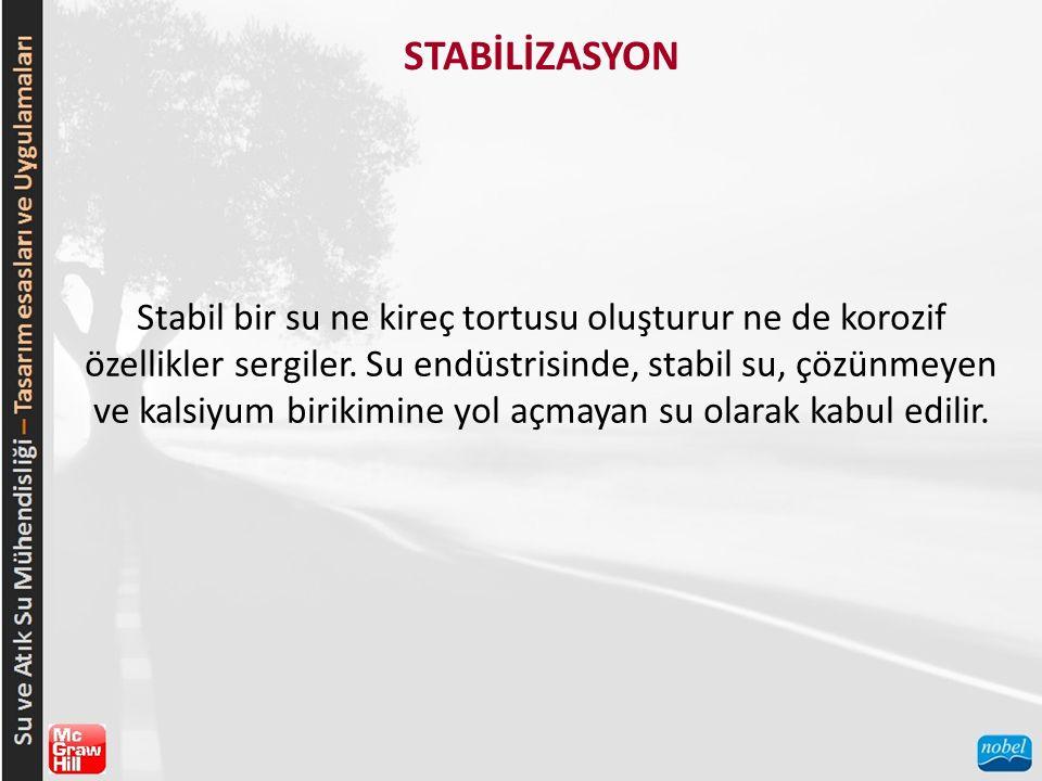 STABİLİZASYON