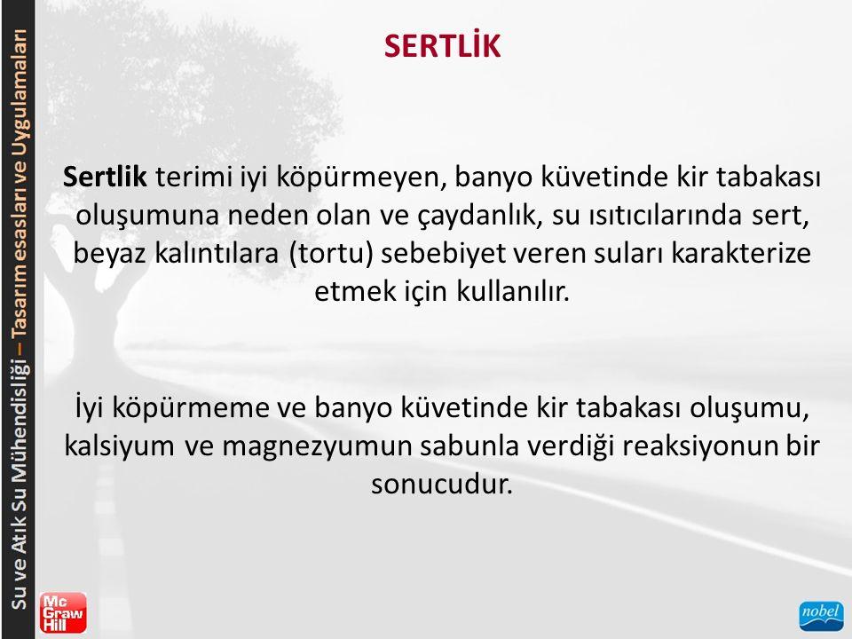 SERTLİK