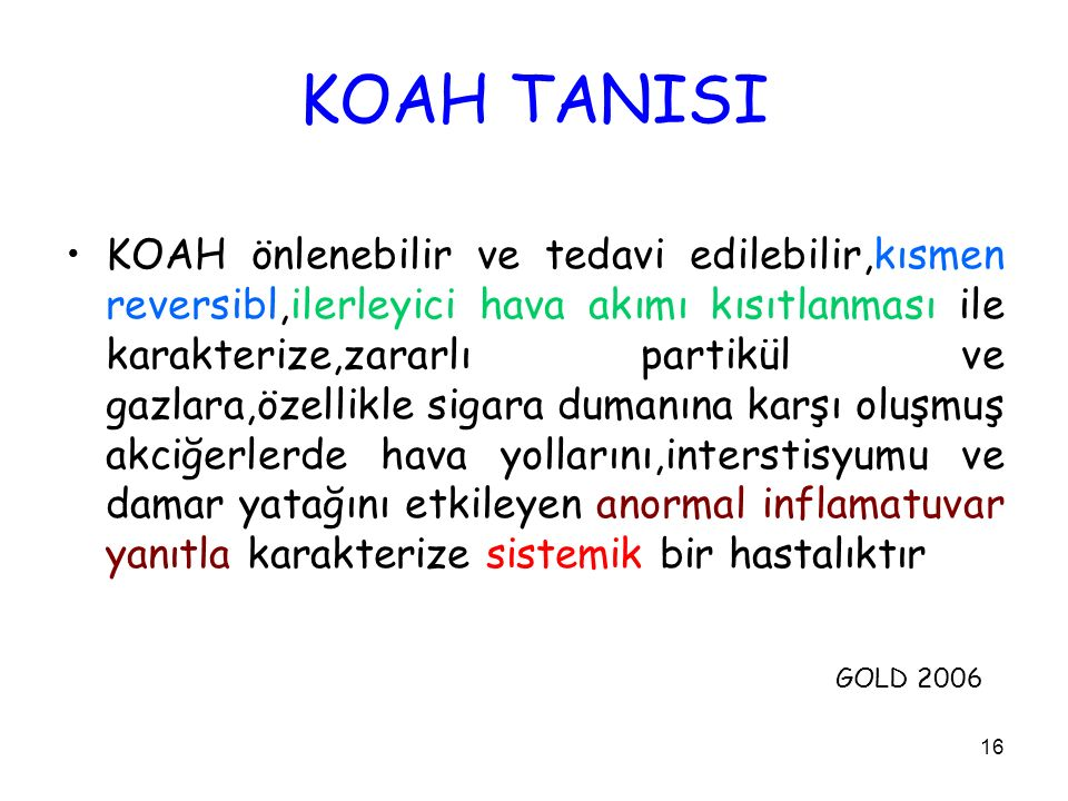 KOAH TANISI
