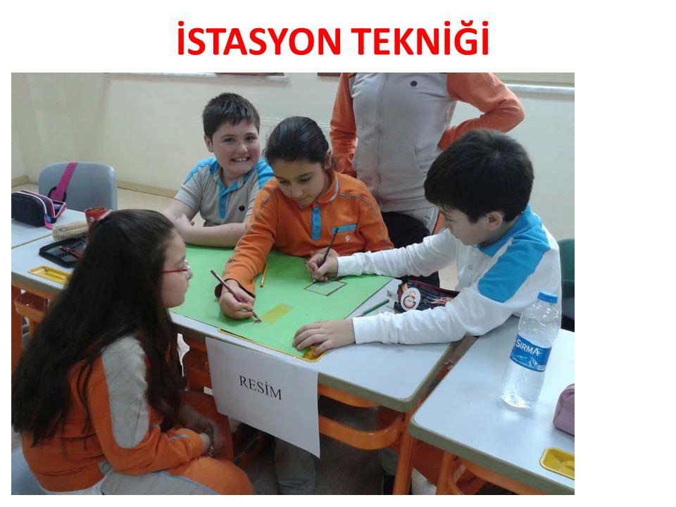 İSTASYON TEKNİĞİ