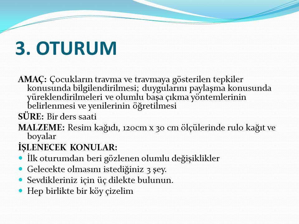 3. OTURUM
