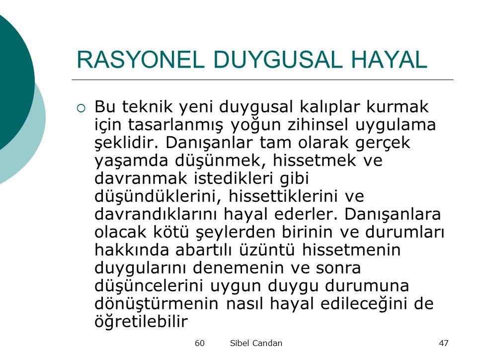 RASYONEL DUYGUSAL HAYAL