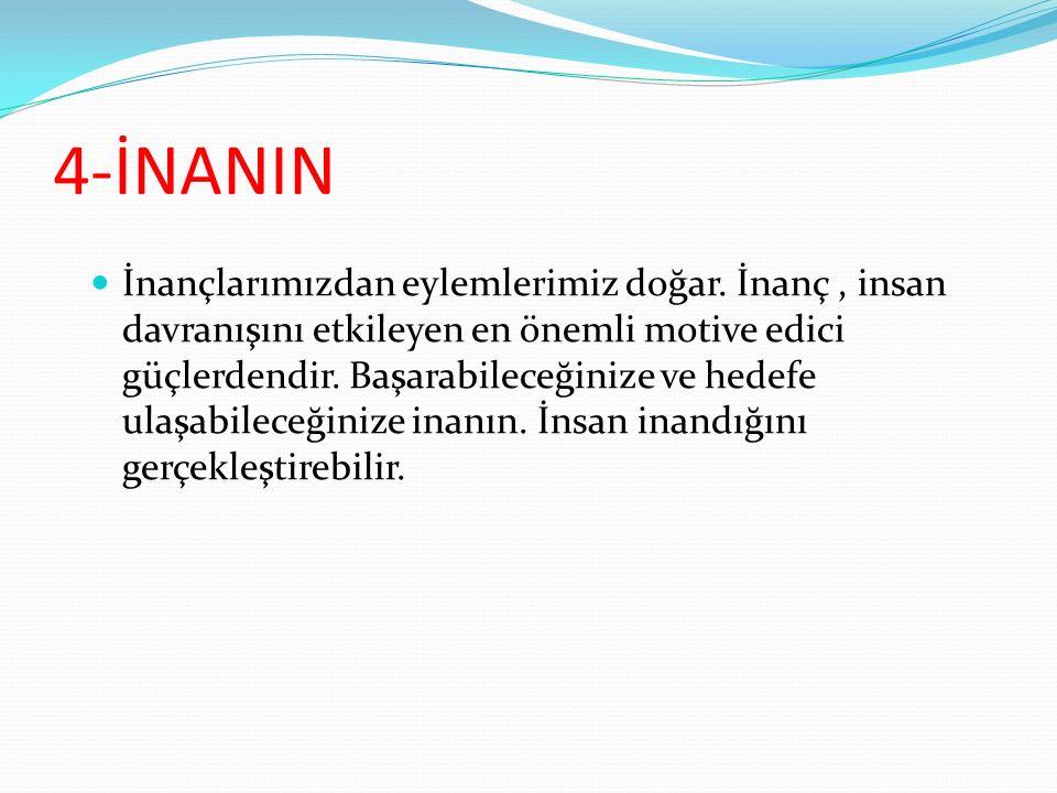 4-İNANIN