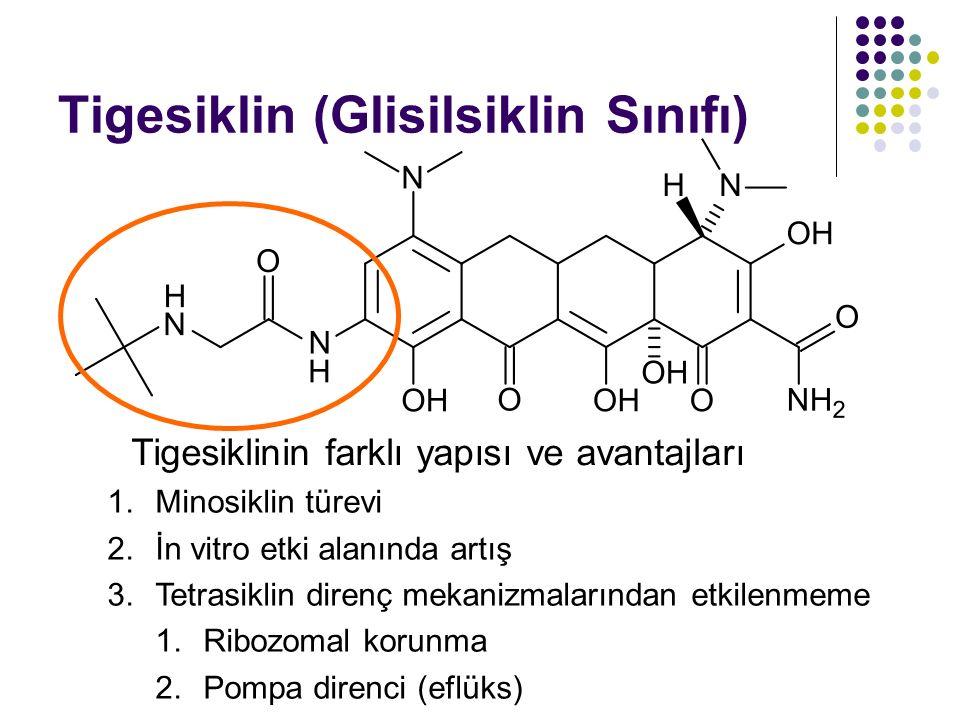 Tigesiklin (Glisilsiklin Sınıfı)