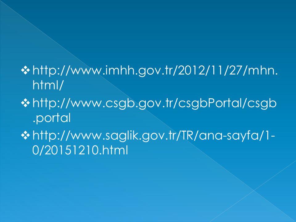 http://www.imhh.gov.tr/2012/11/27/mhn.html/ http://www.csgb.gov.tr/csgbPortal/csgb.portal.