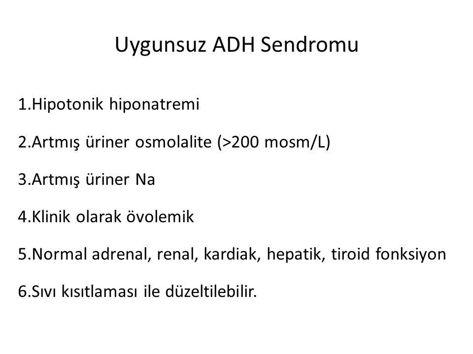 Uygunsuz ADH Sendromu