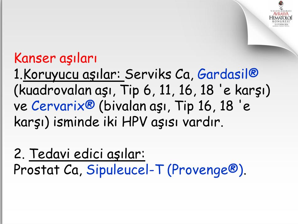 Prostat Ca, Sipuleucel-T (Provenge®).