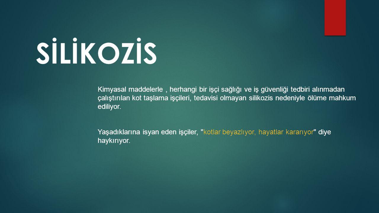 SİLİKOZİS
