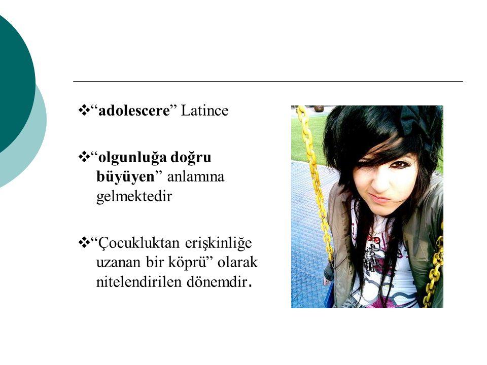❖ adolescere Latince
