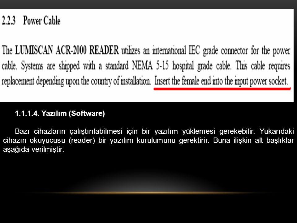 1.1.1.4. Yazılım (Software)