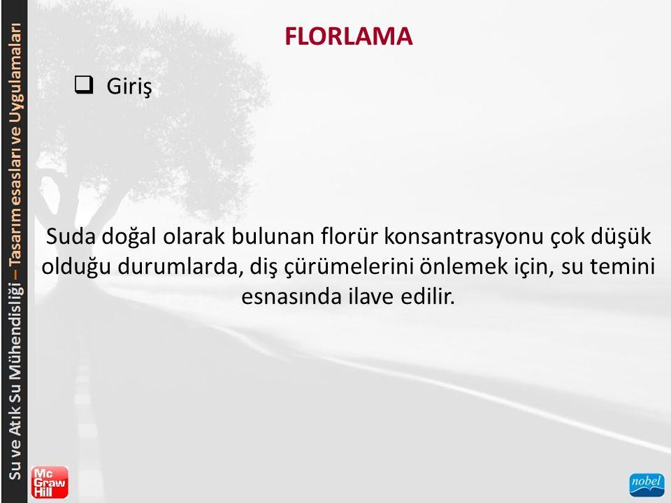 FLORLAMA Giriş.