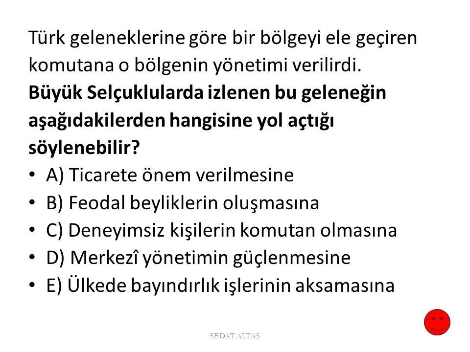 Türk geleneklerine göre bir bölgeyi ele geçiren