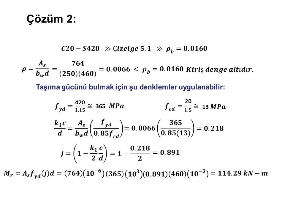 Çözüm 2: