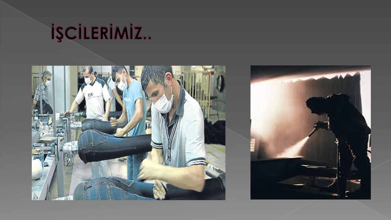 İŞCİLERİMİZ..