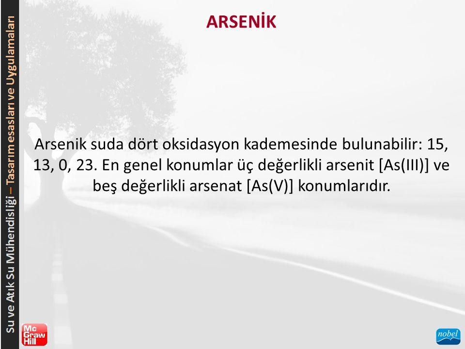ARSENİK