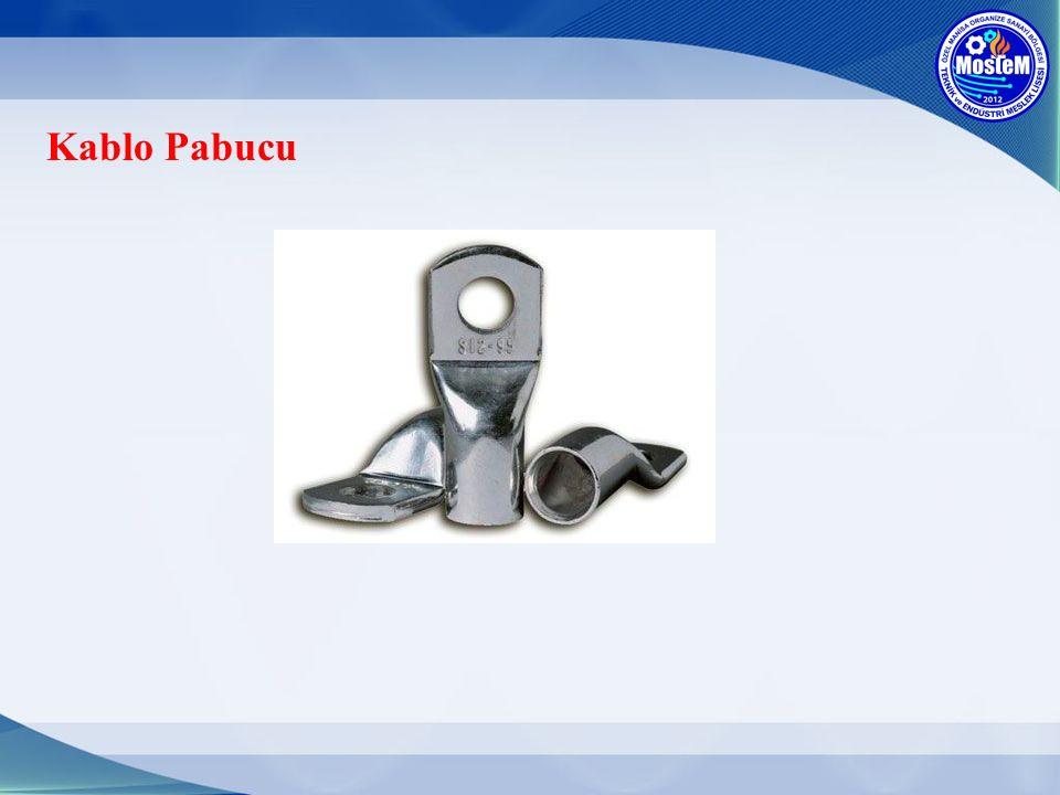 Kablo Pabucu