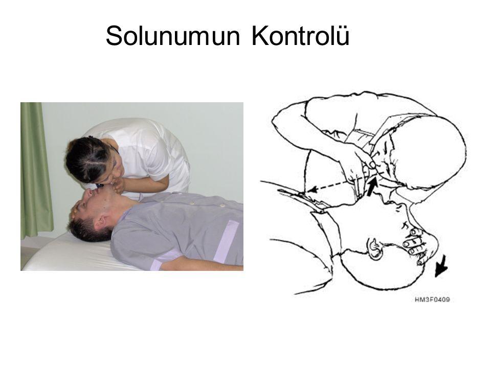 Solunumun Kontrolü
