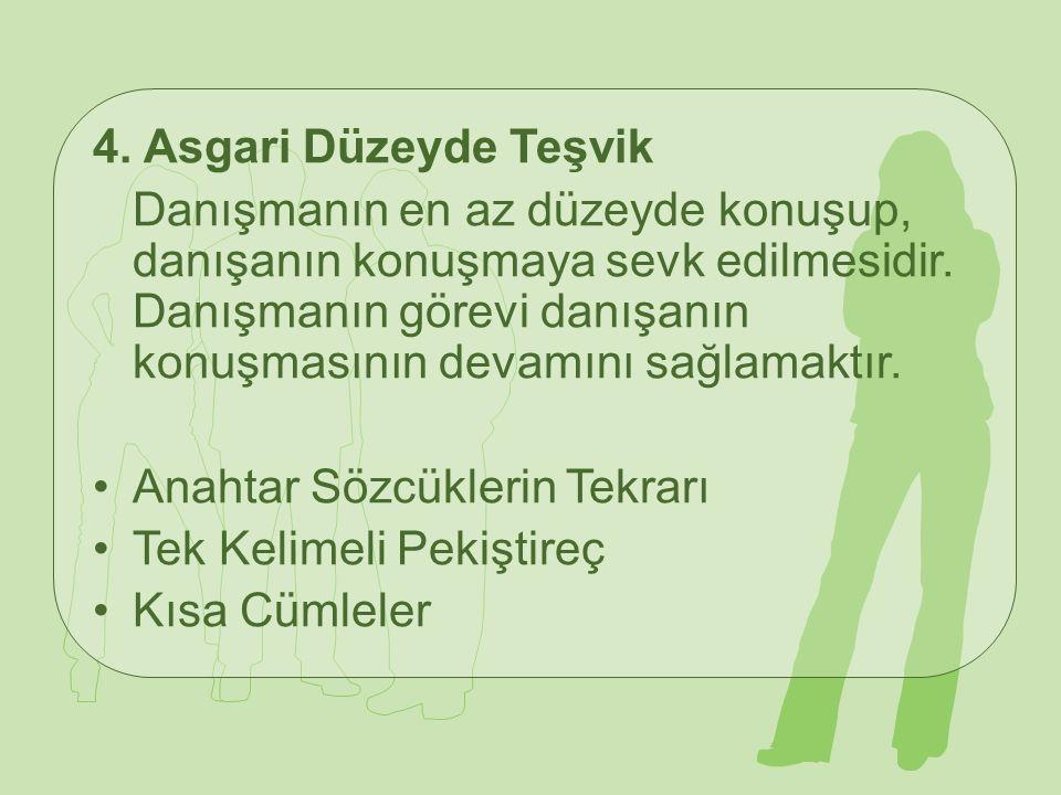 4. Asgari Düzeyde Teşvik