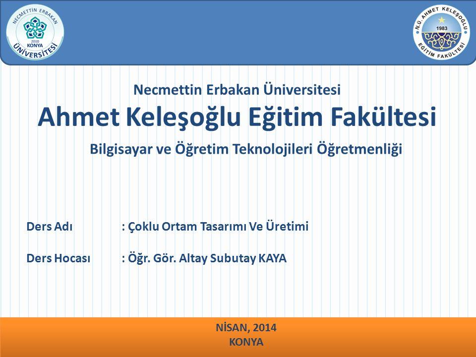 Ahmet Keleşoğlu Eğitim Fakültesi