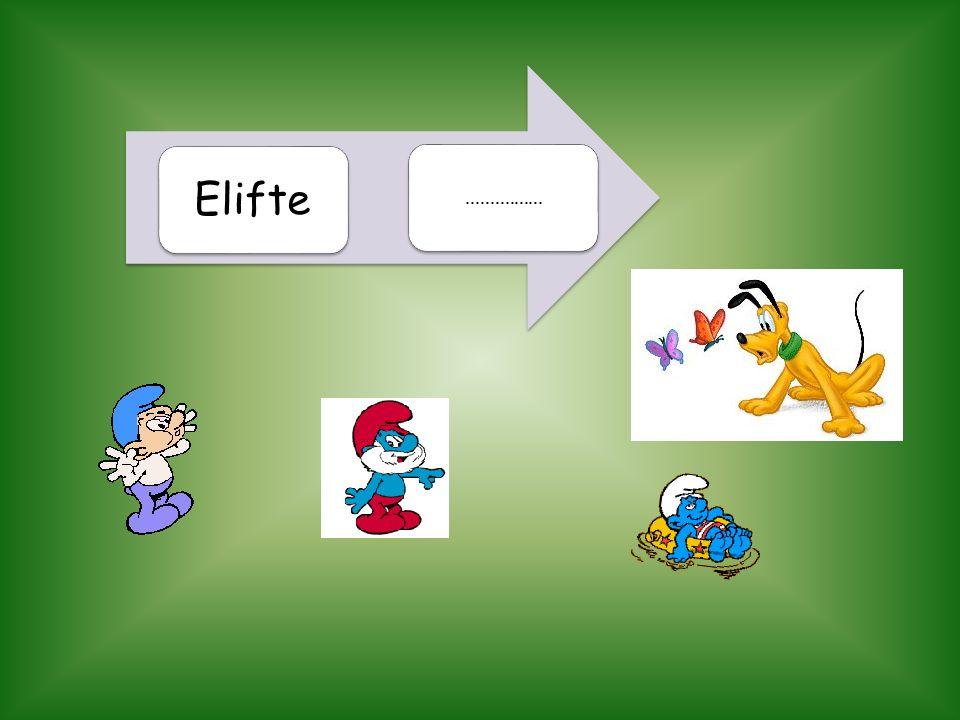 Elifte ................
