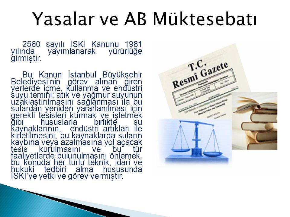 Yasalar ve AB Müktesebatı