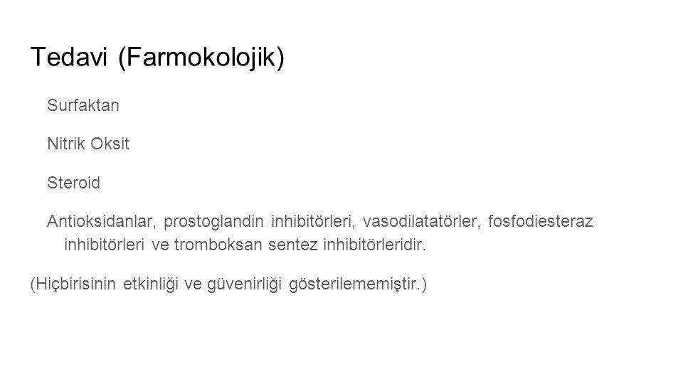 Tedavi (Farmokolojik)