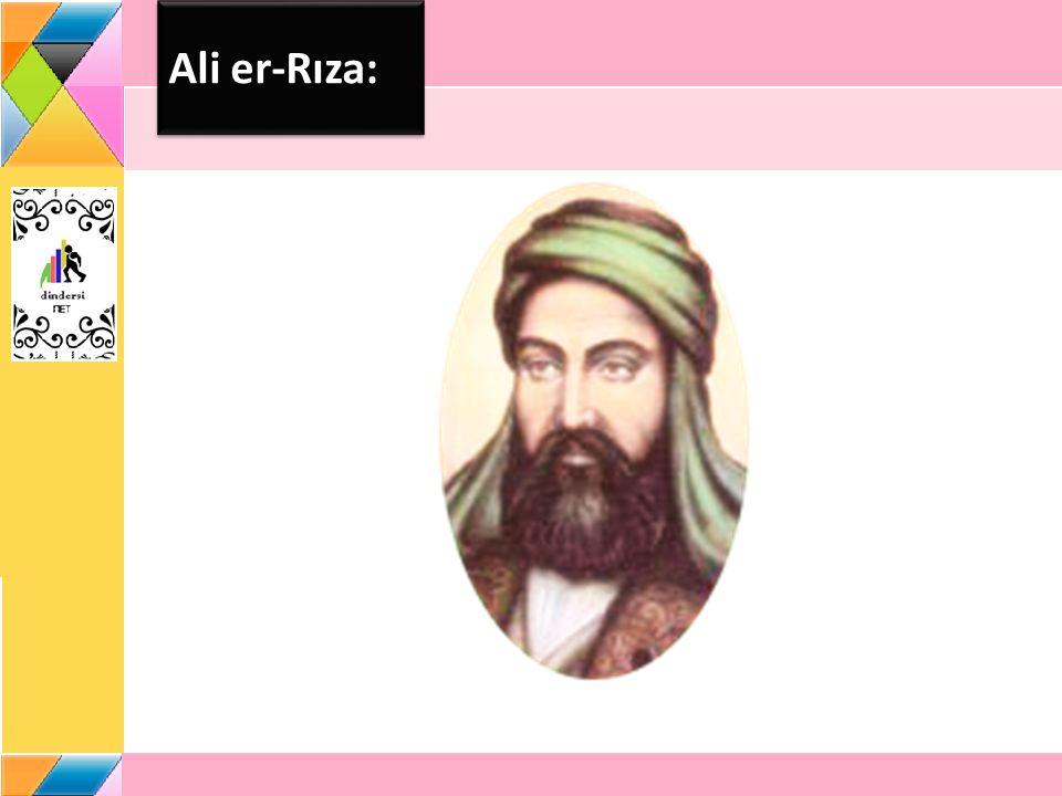 Ali er-Rıza: