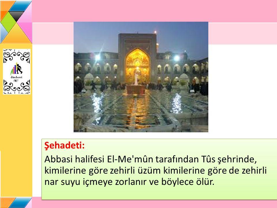 Şehadeti: