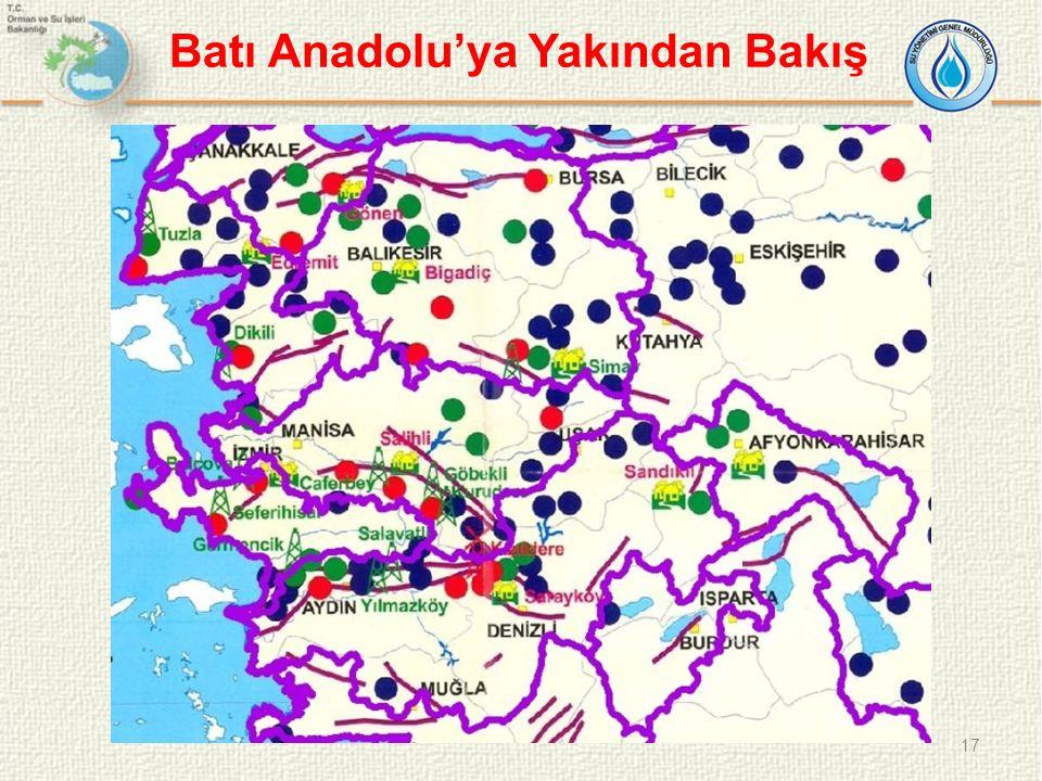 Batı Anadolu'ya Yakından Bakış