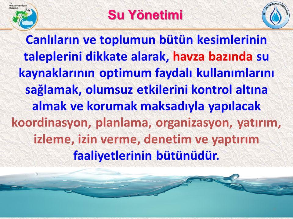 Su Yönetimi