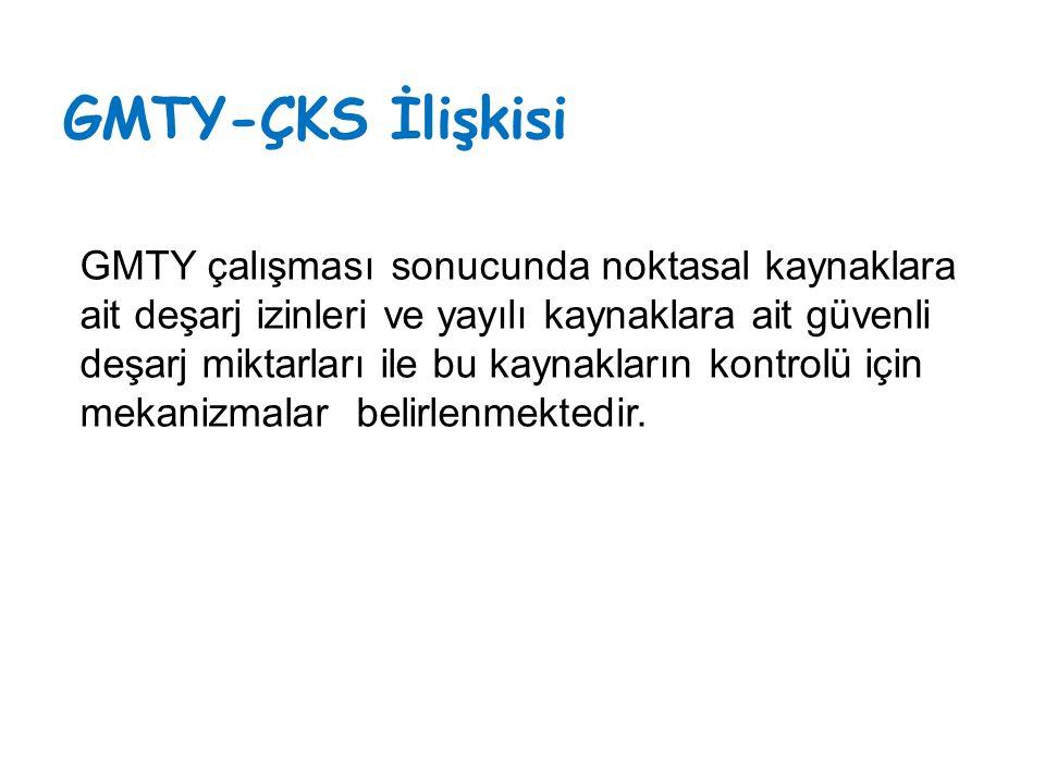 GMTY-ÇKS İlişkisi