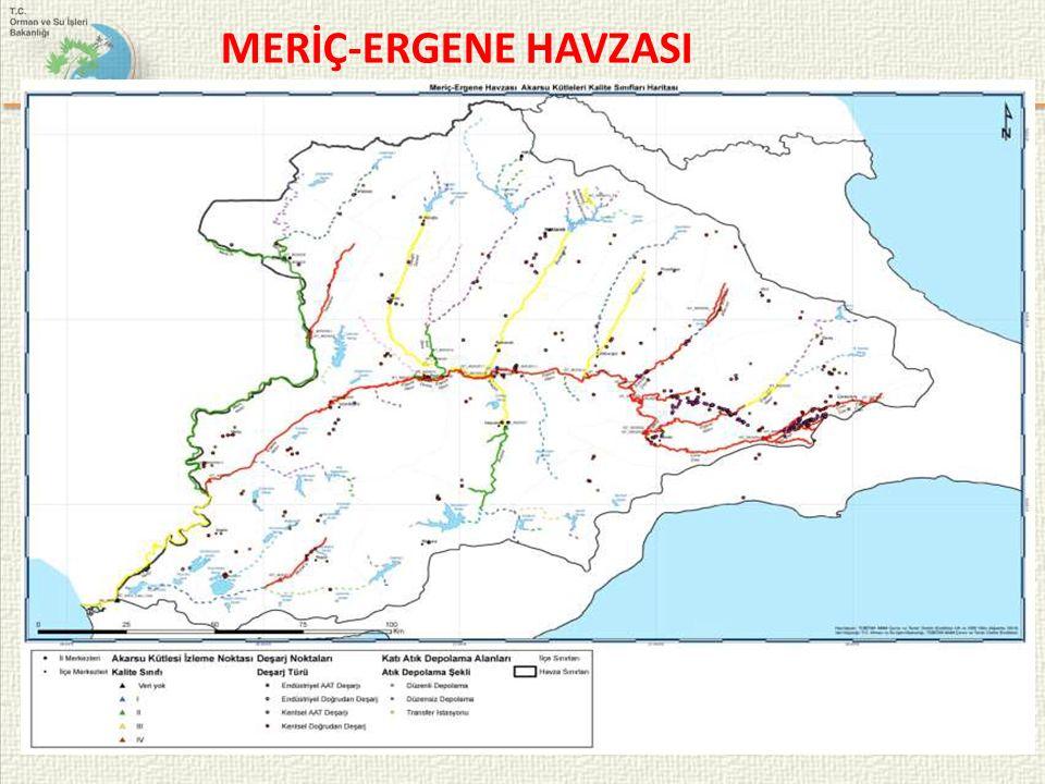 MERİÇ-ERGENE HAVZASI