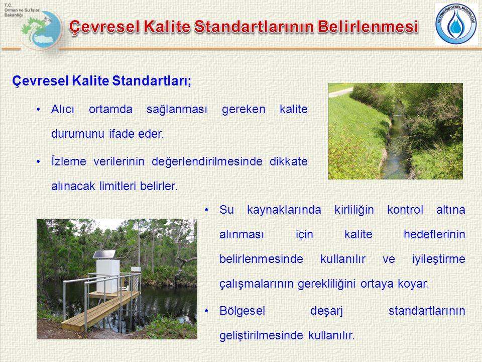 Çevresel Kalite Standartlarının Belirlenmesi