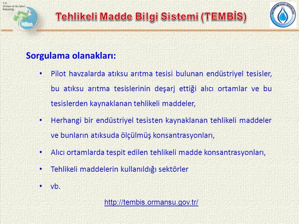 Tehlikeli Madde Bilgi Sistemi (TEMBİS)