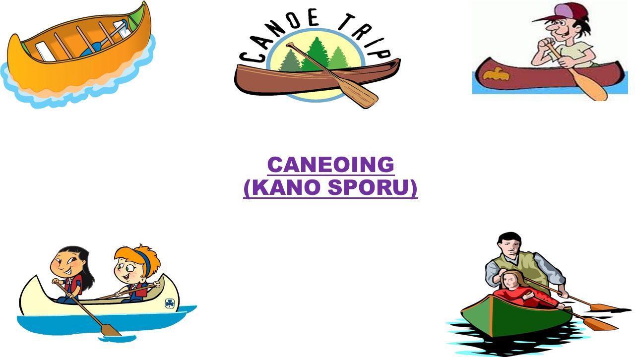 CANEOING (KANO SPORU)