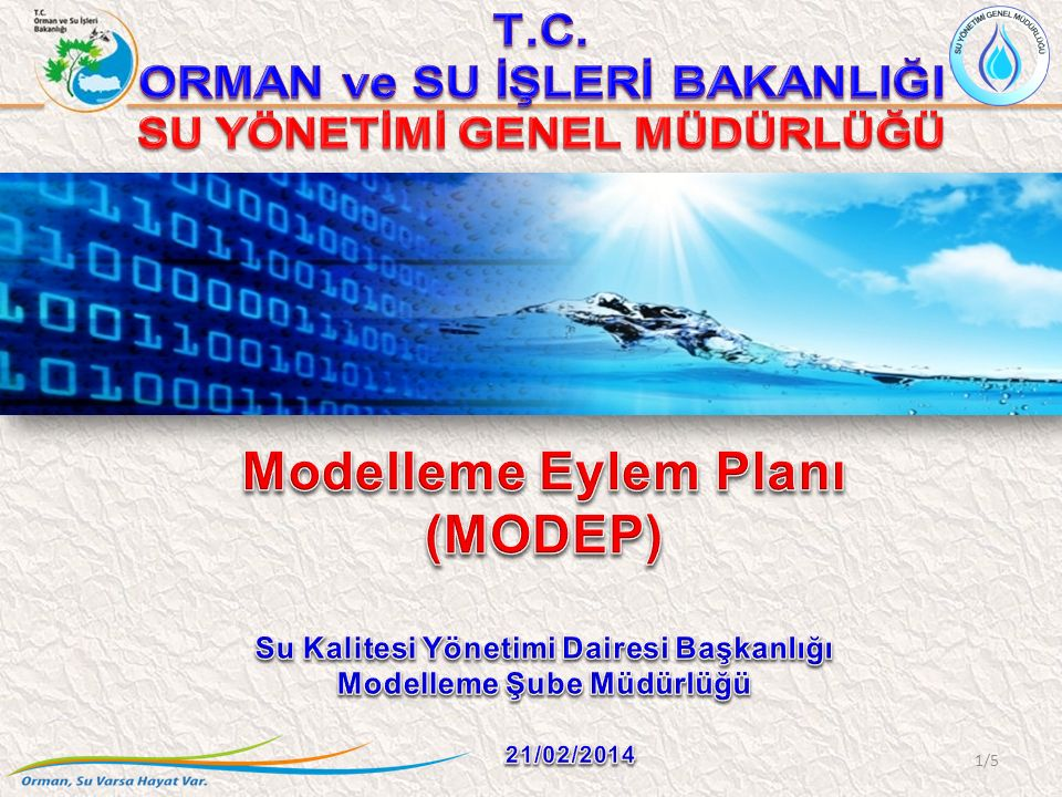 Modelleme Eylem Planı (MODEP)