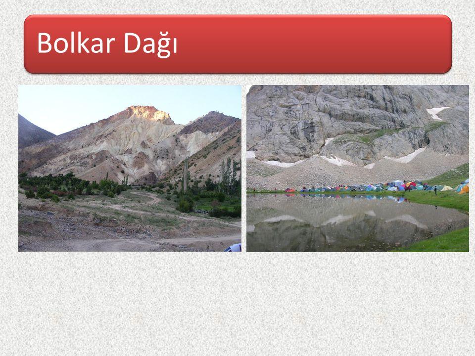 Bolkar Dağı