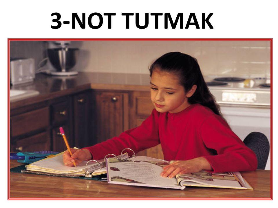 3-NOT TUTMAK