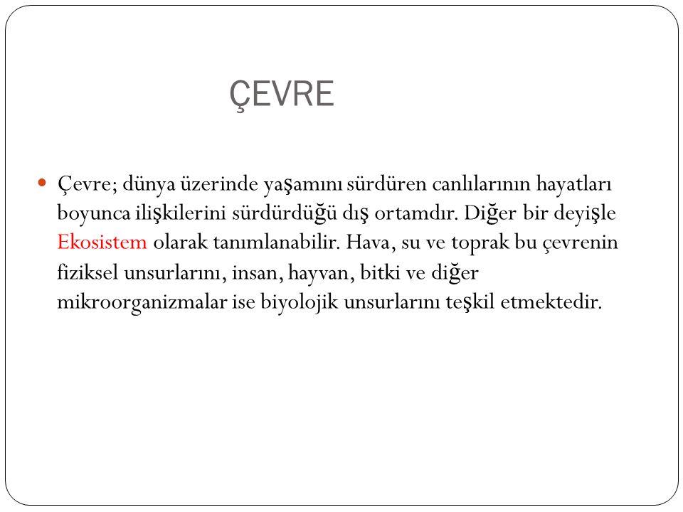 ÇEVRE